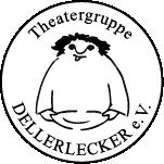 Logo der Theatergruppe Dellerlecker e.V.